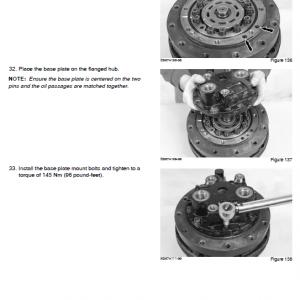 New Holland C175 Track Loader Service Manual