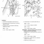 Hitachi Zx38u-5a Excavator Service Manual