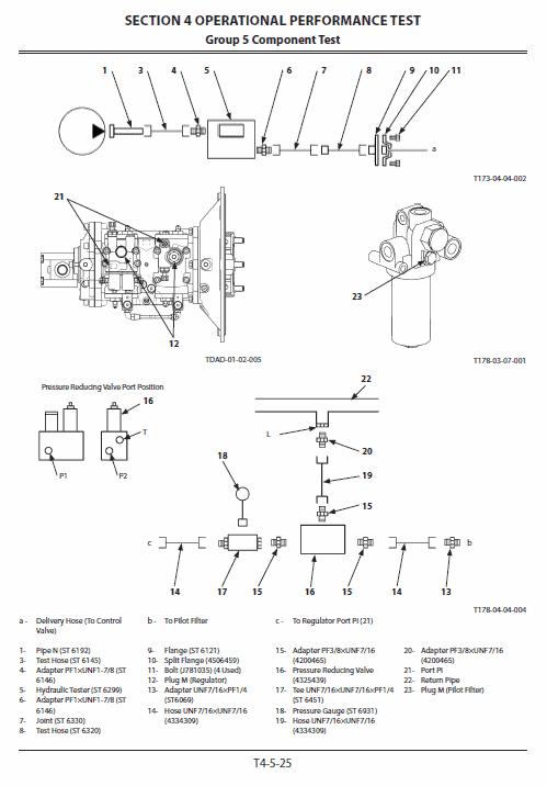 Hitachi Zx130-5b And Zx130lcn-5b Excavator Service Manual