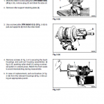 New Holland D150 Bulldozer Dozer Service Manual