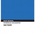 Kobelco Sk70sr Excavator Service Manual