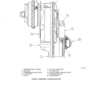 Case 521d Loader Service Manual