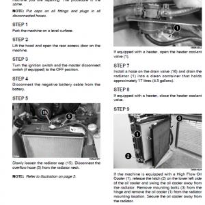 Case 430 And 440 Skidsteer Loader Service Manual