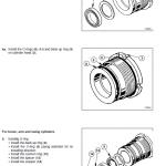 Case Cx16b And Cx18b Mini Excavator Service Manual