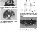 Case Cx210, Cx230 And Cx240 Excavator Service Manual