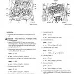 Hitachi Zx470h Gi Excavator Service Manual