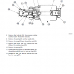 Case Cx330 And Cx350 Excavator Service Manual