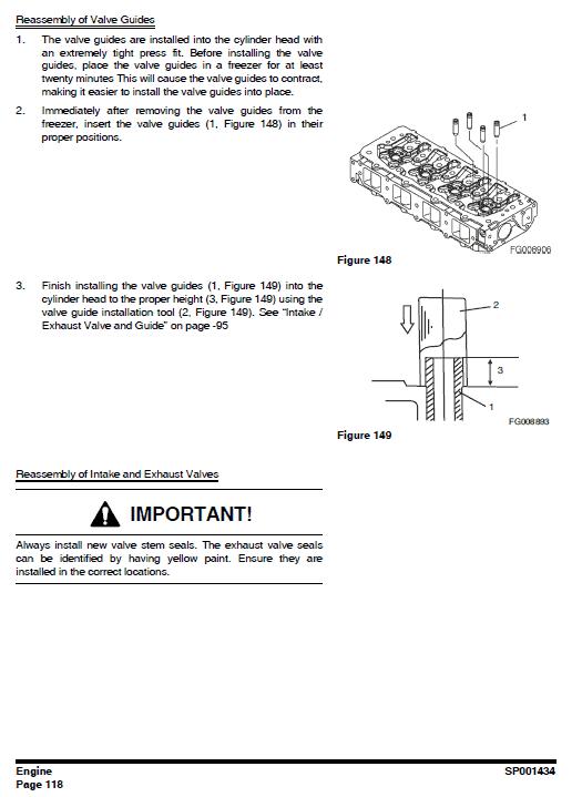 Doosan Dx55 Excavator Service Manual