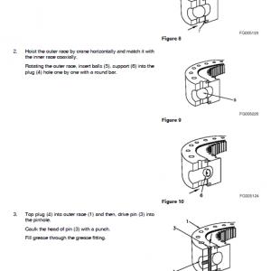Doosan Dx380lc-3 Excavator Service Manual