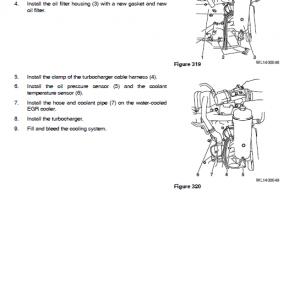 Doosan Dx380lc-5 Excavator Service Manual