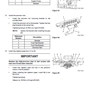 Doosan Dx700 Excavator Service Manual