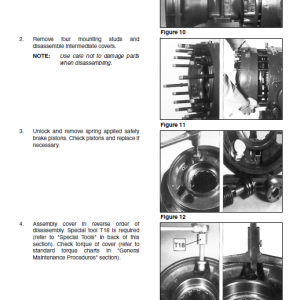 Doosan M200-v Wheel Loader Service Manual