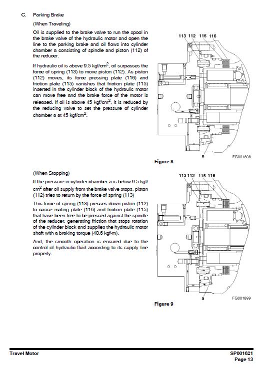 Doosan Dx230lc Excavator Service Manual