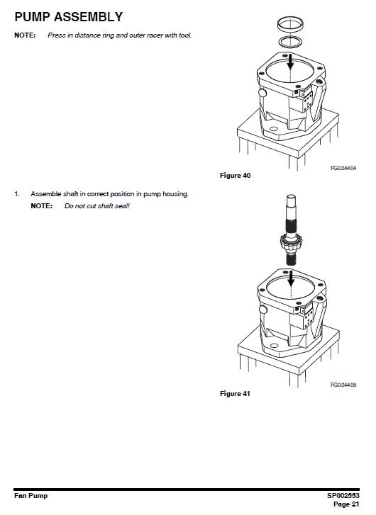 Doosan Dx340lc-3 And Dx350lc-3 Excavator Service Manual