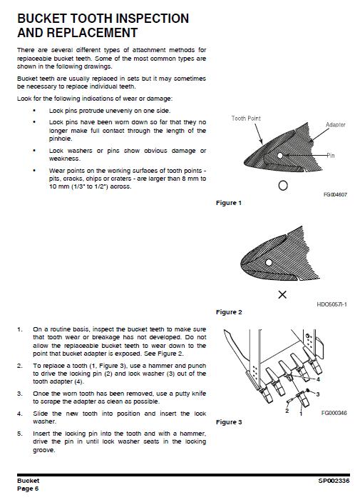 Doosan Dx300lc-3 Excavator Service Manual