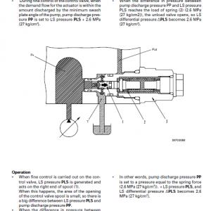 Komatsu Pc75uu-3 Excavator Service Manual
