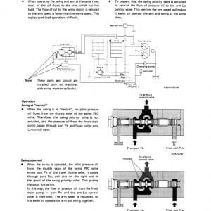 Komatsu Pc300-3, Pc300lc-3, Pc360lc-3 Excavator Service Manual