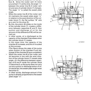 Komatsu Pc40mrx-1, Pc45mrx-1 Excavator Service Manual