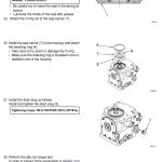 Takeuchih Tcr50 Dump Carrier Service Manual