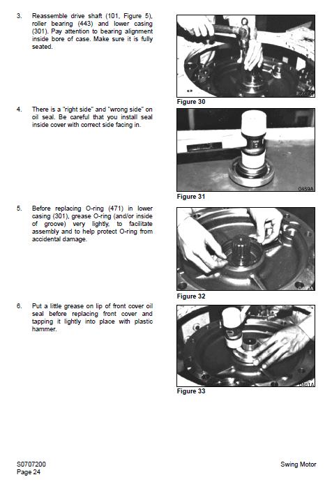 Daewoo Solar S220lc-6 Excavator Service Manual