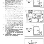 Komatsu Pc50uu-2 Excavator Service Manual