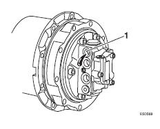 Takeuchi TB125, TB135 and TB145 Engine
