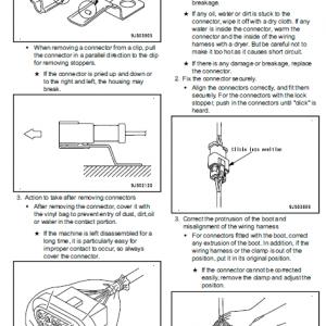 Komatsu Pc170lc-10 Excavator Service Manual