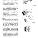 Komatsu Pw20-1 And Pw30-1 Excavator Service Manual