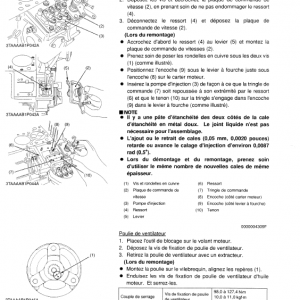 Kubota B7410, B7510, B7610 Tractor Workshop Manual