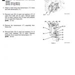 Hitachi Zw140, Zw150 Wheel Loader Service Manual