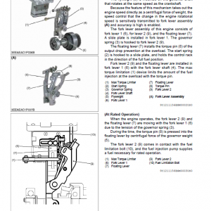 Kubota B2301, B2601 Tractor Workshop Service Manual