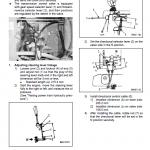 Komatsu D63e-1 Dozer Service Manual