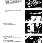 Komatsu D58e-1, D58p-1 Dozer Service Manual