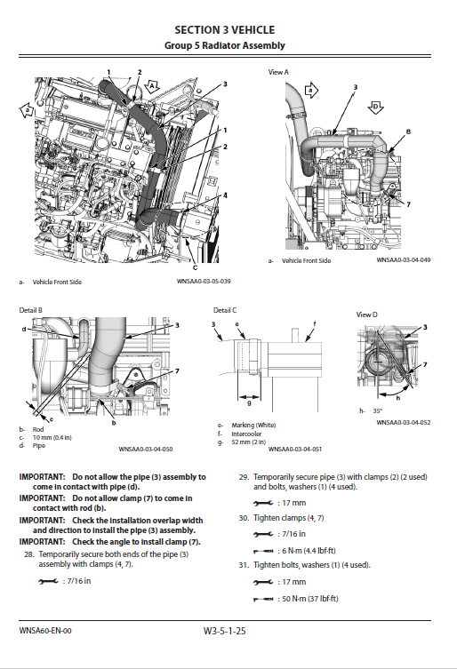 Hitachi Zw120-6 Wheel Loader Service Manual