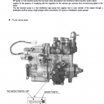 Komatsu 4d88e, 4d98e, 4d106 Series Engine Manual