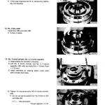 Komatsu D68e-1, D68p-1 Dozer Service Manual