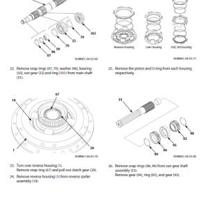 Hitachi Zw370-5b Wheel Loader Service Manual
