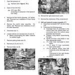 Komatsu D61ex-15, D61px-15 Dozer Service Manual