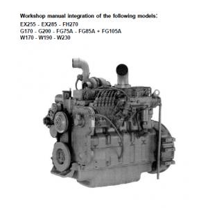 Cummins Series C Engine Workshop Service Manual