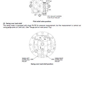 Kobelco 230srlc-3 Excavator Service Manual