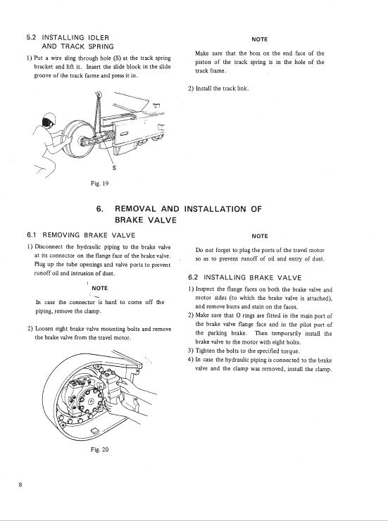 Kobelco K907c And K907c-lc Excavator Service Manual