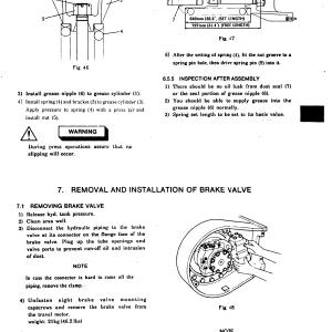 Kobelco Sk400-iii, Sk400lc-iii Excavator Service Manual