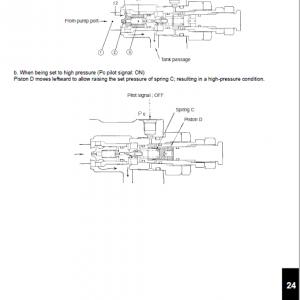 Kobelco Sk485-9 Tier 4 Excavator Service Manual