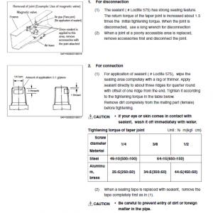 Hino J08e-tm Engine Workshop Service Manual