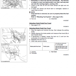 Kubota L3200 Tractor Workshop Service Manual
