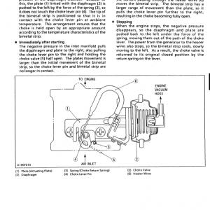 Kubota Av16, Av38, Av55, Av65 Generator Workshop Manual