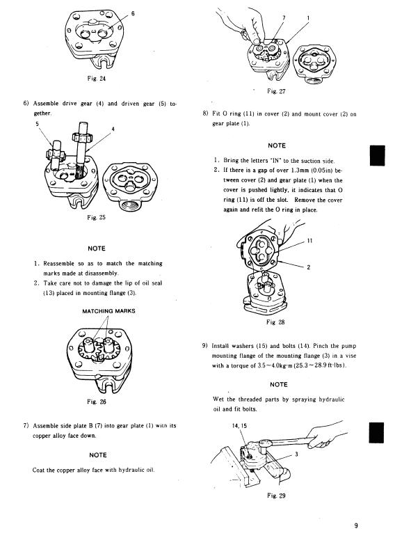 Kobelco K907-ii And K907lc-ii Excavator Service Manual
