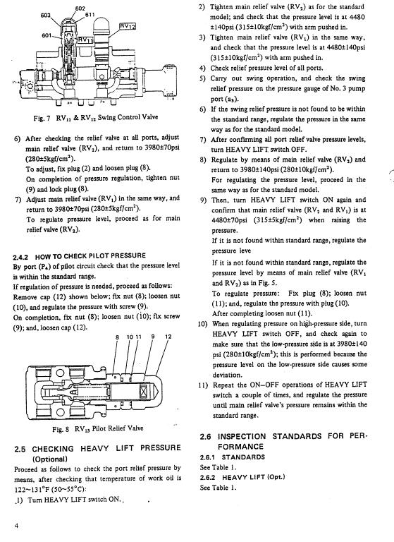 Kobelco K916-ii And K916lc-ii Excavator Service Manual