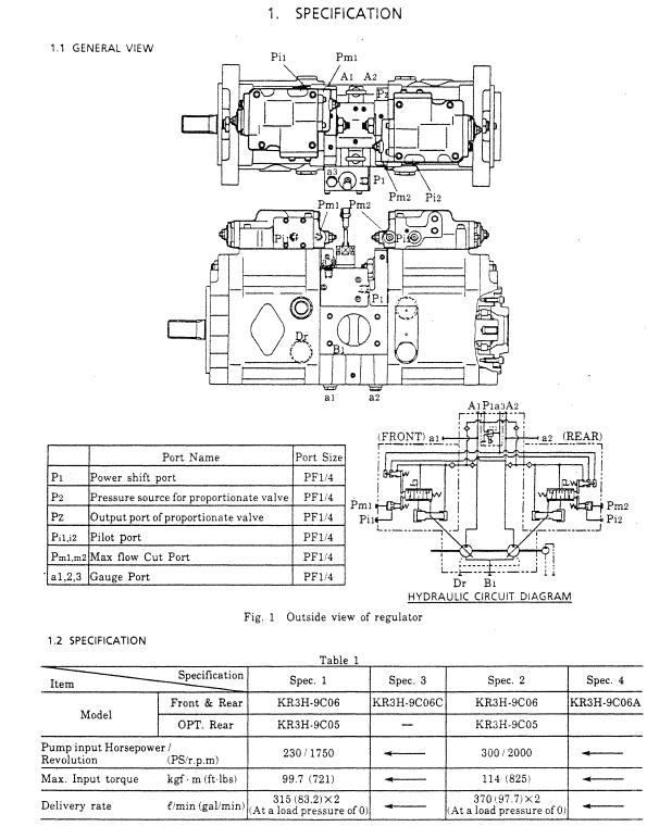 Kobelco Sk400-iv, Sk400lc-iv Excavator Service Manual