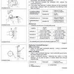 Kubota L39, Tl1000, Bt1000 Tractor Front Loader Workshop Manual